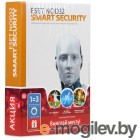 ESET NOD32 Smart Security �������� �� 1 ��� �� 3�� NOD32-ESS-1220 BOX