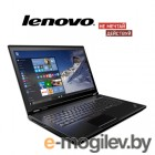 Lenovo ThinkPad P70 | Core i7 6700HQ | 17.3 FHD | 16Gb | 1Tb + SSD 256Gb | Quadro M600M 2Gb | DVD-RW | Wi-Fi | Bluetooth | CAM | Win 7 Pro | Black (20ER0027RT)